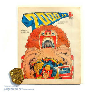 2000AD ISSUE 1 to 2200 JUDGE DREDD COMICS PICK ISSUES YOU WANT See description