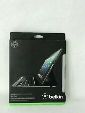 NEW Belkin Ultimate Wireless Bluetooth Keyboard and Folio Case for iPad 2/3/4