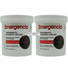 "Toque Magico Emergencia Deep Intense Hair Treatment 16 Oz ""Pack of 2"""