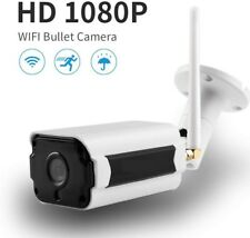 Wireless Outdoor WiFi IP Camera 1080P HD IR Security Webcam 2MP Baby Audio CCTV