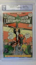 Green Lantern #89 PGX 9.8 NM/M                    Signed Neal Adams
