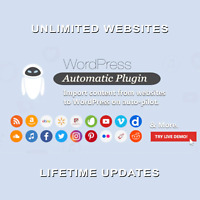 WordPress Automatic Plugin – Import Content from Websites - LATEST VERSION