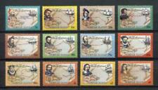 28206) NORFOLK ISLAND 1994 MNH** Nuovi** Pacific explorers 12v
