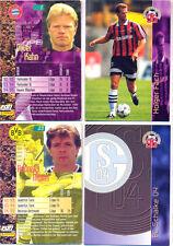 Panini-cards fútbol 1996 ~ 3 de 213 diferentes cards seleccionar
