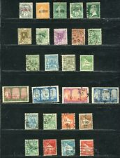ALL-DIFFERENT COLLECTION OF 91 PRE-1950 ALGERIA STAMPS >