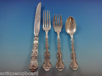 Strasbourg by Gorham Sterling Silver Flatware Set For 6 Service 27 Pieces