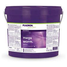 Sustrato para el cultivo Humus de Lombriz Plagron Mega Worm (5L)