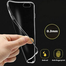 For Apple iPhone 4 4S 4G Ultra Thin Soft Silicon Jelly Back Cover Transparent