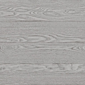NuWallpaper NU2240 Salvaged Wood Peel and Stick Wallpaper Grey