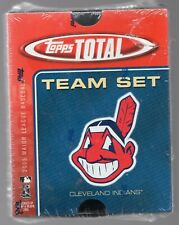 2005 TOPPS TOTAL CLEVELAND INDIAN TEAM SET. INCLUDES C.C. SABATHIA & SIZEMORE