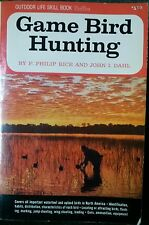 Game Bird Hunting Identification Habits Attracting Guns Ammunition OOP Rare!
