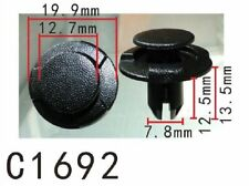 20pcs Fit Nissan INFINITI X-TRAIL 0155305933 Mud Shield Retainer Clip Bumper