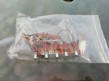 Yaesu FT-225RD Push Button Switch Unit PB-1832C & LED board PB-1801A