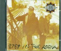 Gang Starr - Step In The Arena Cd Eccellente Spedito 48H