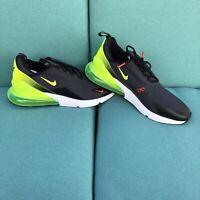 Nike Air Max 270 Retro Future AQ9164-005 Anthracite Volt Green Men's Size 13 New