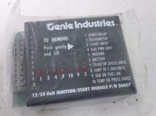 #13-A New Genie Lift Part 56057GT / MODULE IGNITION/START