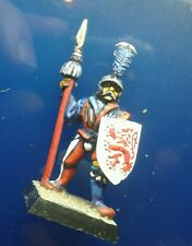 spearman with spear empire games workshop gw citadel imperial spearmen classic B