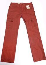 LEVI'S Boys Slim Cargo PANTS Size12 Regular 26 x 27  Kids Jeans NWT NEW