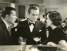 MARGARET LINDSAY BRUCE CABOT SINNER TAKE ALL 1936 VINTAGE PHOTO ORIGINAL #1