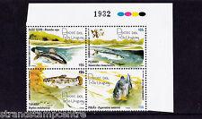 More details for uruguay - 2005 river fish - u/m - sg 2978-81