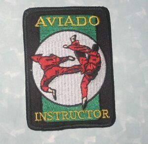 "Aviado Instructor Patch - 2 1/2"" x 3 1/2"""