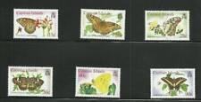 CAYMAN ISLANDS SG1074-1079 BUTTERFLIES MNH