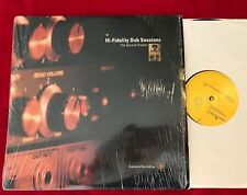 HI-FIDELITY DUB SESSIONS THE SECOND CHAPTER 2000 3 LP GUIDANCE REC # GDRLP575 M-