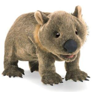 Folkmanis Wombat Puppet