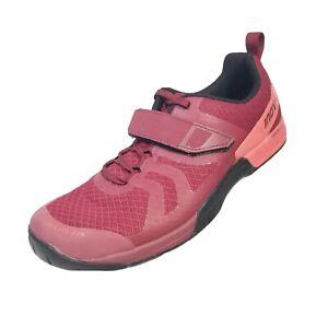 Inov 8 F-LITE 275 Mens 9.5 Womens 11 Cross Trainer Training Shoes Red Coral