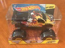 Team Hot Wheels Monster Jam Firestorm Off-Road Die-Cast Metal Truck 1:24 Scale