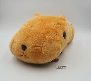"Capybara-san B3006  KAPIBARA-SAN Tryworks Plush 8"" Stuffed Toy Doll Japan"
