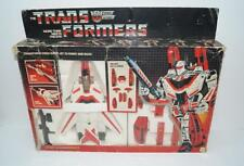 Jetfire MIB 100% Complete E 1985 Vintage Action Figure G1 Transformers