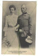 "Old PC Granddaughter Sissi ""Erzsi"" Archduchess Elisabeth of Austria &spouse Otto"