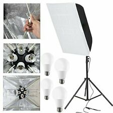 "Falcon Eyes Flash Diffuser Softbox Kit 24""x24"" /60x60cm With Light Holder"