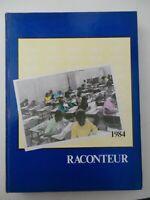1984 FOUNTAIN VALLEY HIGH SCHOOL California  Original YEARBOOK Annual Raconteur