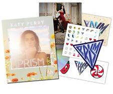 KATY PERRY Prism LIMITED 'ZinePak CD w /Magazine ROAR Unconditionally DARK HORSE