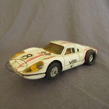 895E Jouef 364 Porsche GT # 8 Blanc Slot