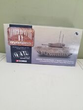 "CORGI: WW II CHURCHILL MARK III TANK CANADIAN #CC60101 ""NIB"""