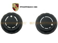 Porsche 997 987 05-08 Cayman Boxster PCM Radio Replacement Knob Set 99764220200A