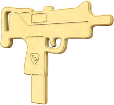 SturdiGuns Mac-10 Machine Pistol Replica - Durable Wooden Toys