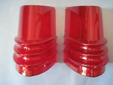 New pair of 1954 Mercury tail light lens