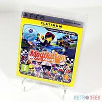 Jeu ModNation Racers Platinum [VF] sur PlayStation 3 / PS3 NEUF sous Blister