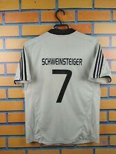 Schweinsteiger Germany kids L 13-14 years 2008 2009 home shirt football Adidas