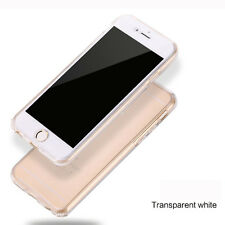 Clear Front+Back Full Body Protective Case Cover Skin For iPhone 5 6 7/ 7 Plus
