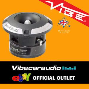 "Vibe Blackdeath Pro 4T 4""  300 Watts Pro Audio Competition Tweeter Single"