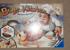 Ravensburger Bugs in the Kitchen Board Game Sealed Unused Hex + Bug Nano