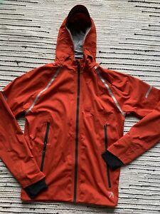 New Balance J Crew All Weather Running Rain Jacket - Men's Small ~ $275.00 G8228