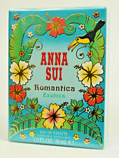 Romantica Exotica by Anna Sui  Perfume  30ml EDT Eau De Toilette Spray  NEW