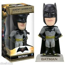 "Bobble-Head Batman v Superman ""Batman"" DC Comics Wacky Wobbler by Funko"