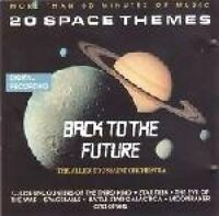 Allen Toussaint Orchestra Back to the future-20 space themes [CD]